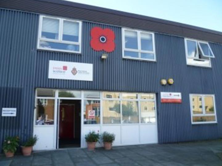 Case Study - Lady Haig Poppy Factory photo
