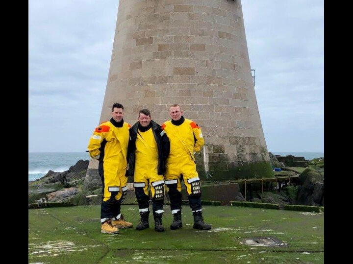Case Study - Skerryvore Lighthouse